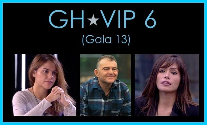 GH VIP 6 gala 13