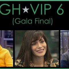 Gala Final de GH VIP 6 (jueves 20 de diciembre)