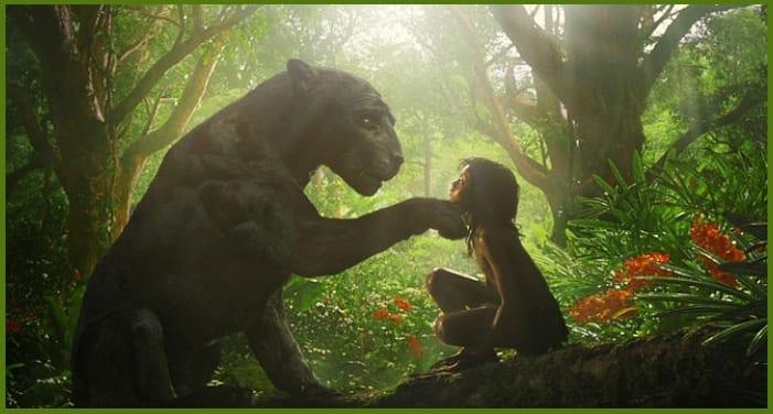 Mowgli, la leyenda de la selva