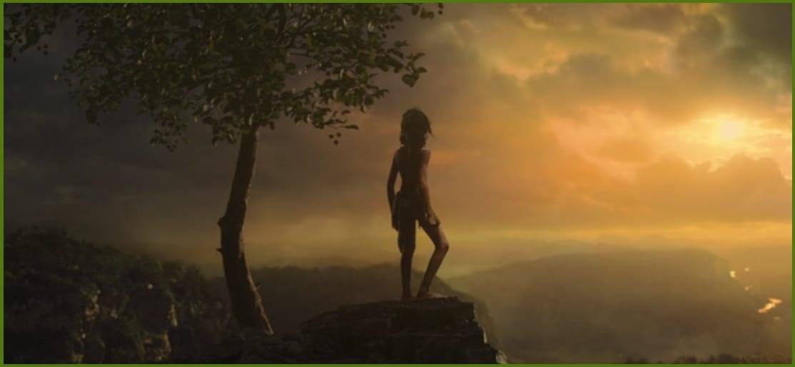 Película Mowgli, la leyenda de la selva
