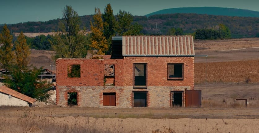 Casas alucinantes, casa de España