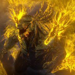 Godzilla parte 3, The Planet Eater