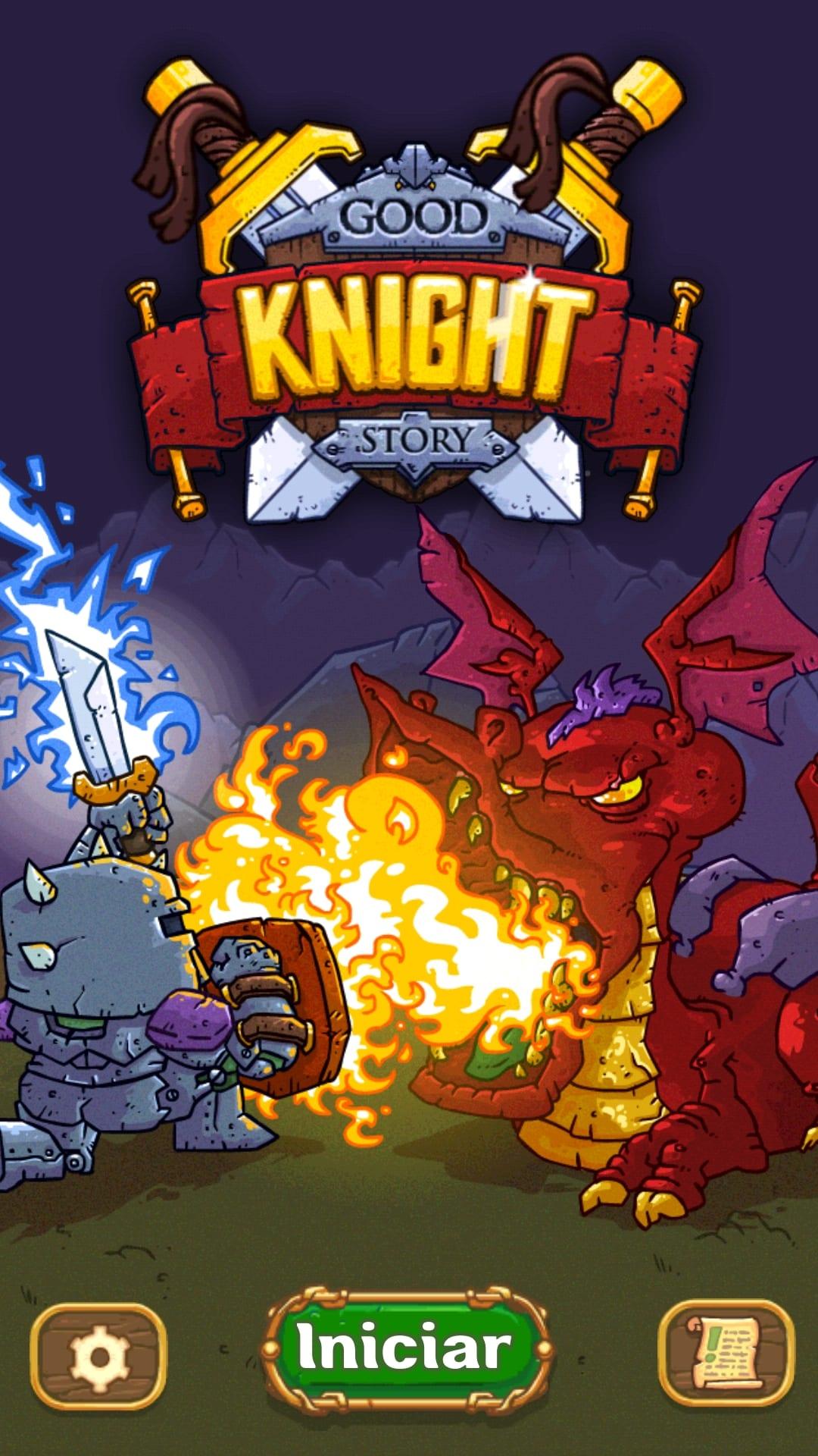 Good Knight Story caratula