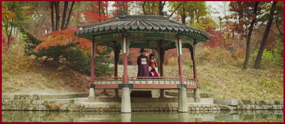 Kingdom Cho y su hija la reina
