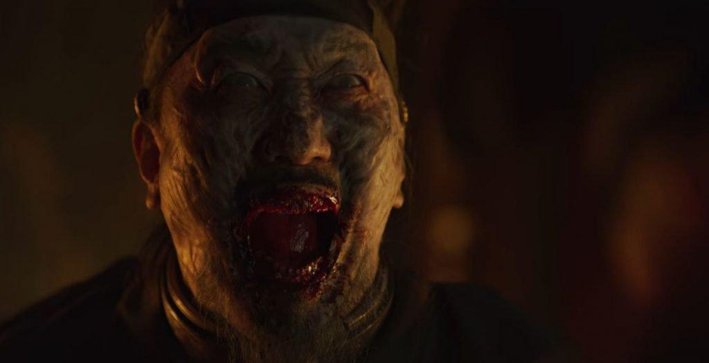 Kingdom el rey zombi