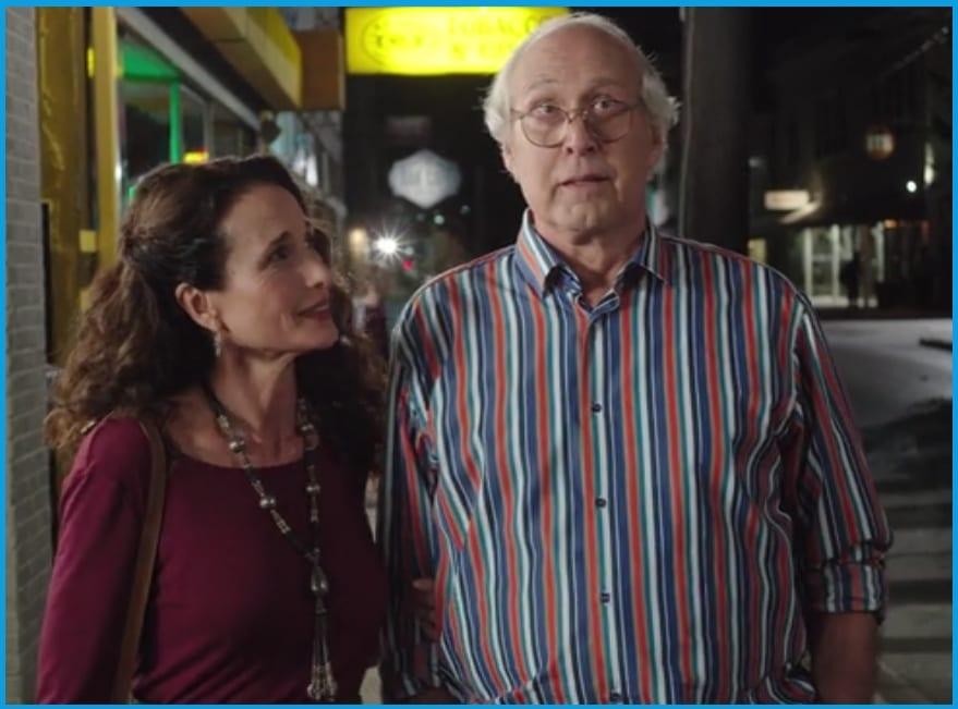 La última carcajada Al Hart y Doris Lovejoy