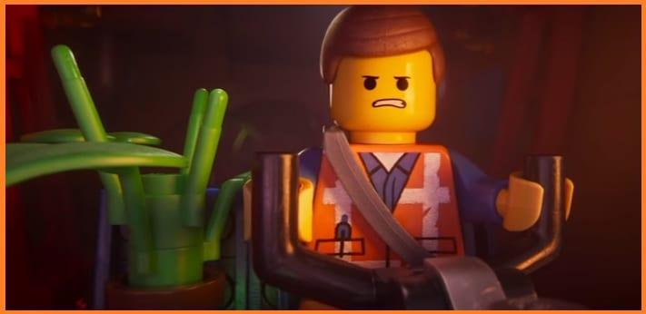La Lego película 2 Emmet