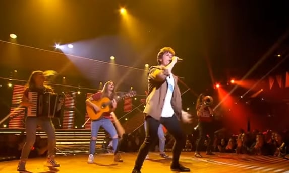 Miki La venda canción España para Eurovisión