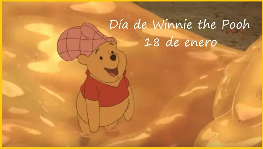 Día internacional de Winnie te pooh