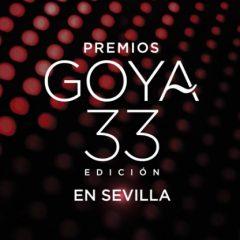 Esta noche 33ª edición de los Premios Goya