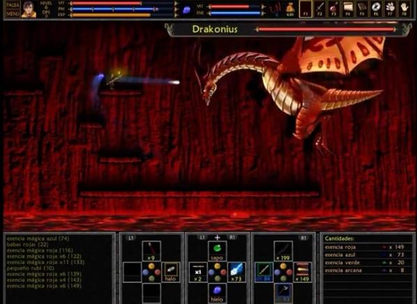 Imagen del juego Unepic