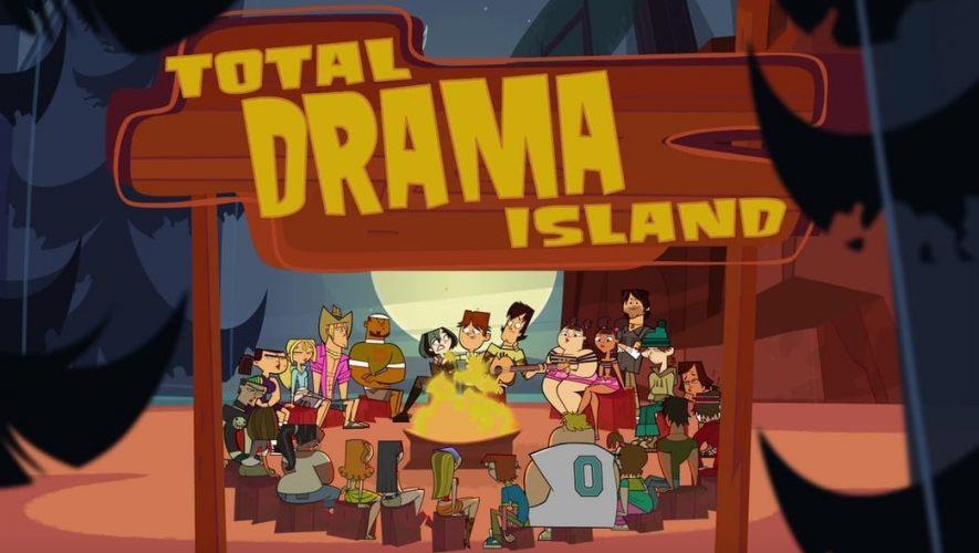 Total drama Island