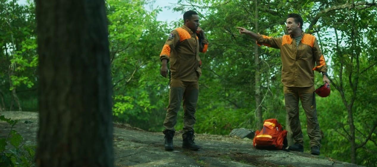 Northern Rescue película