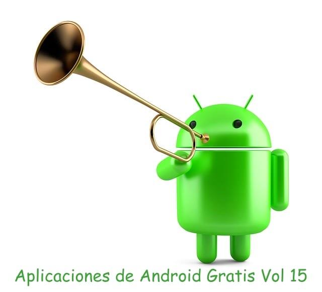 Aplicaciones de Android Gratis Vol 15
