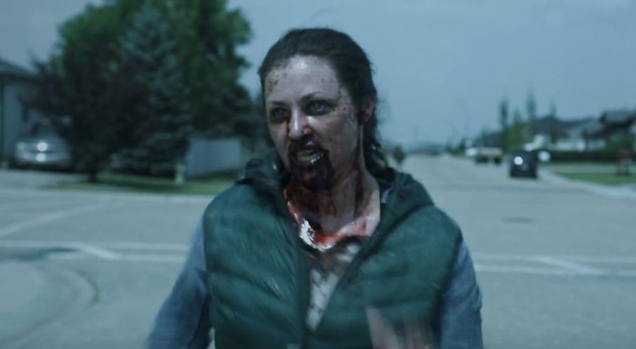Black Summer, una de los zombis