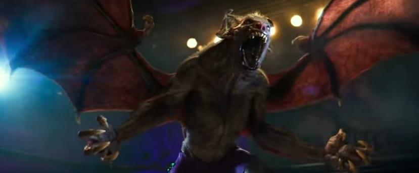 Hellboy uno de los monstruos