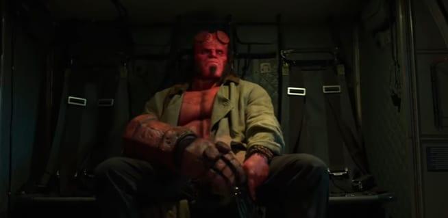 Película Hellboy (2019)
