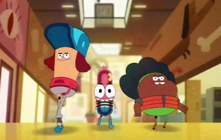 Pinky Malinky, ya disponible la segunda temporada Babs y JJ