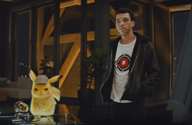 Pokémon Detective Pikachu y Tim