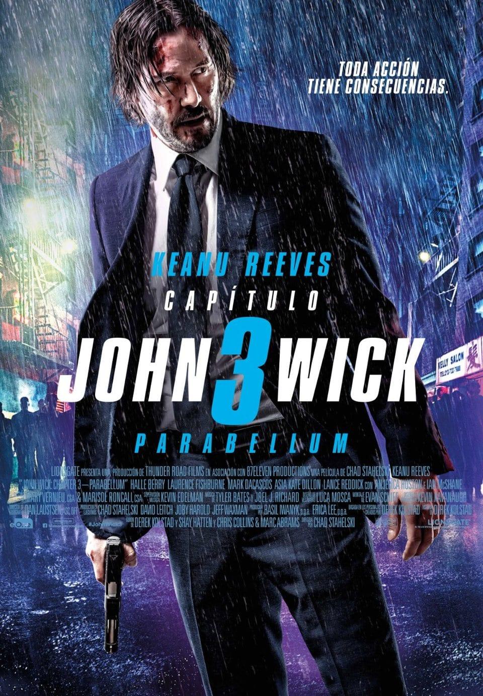 John Wick Capítulo 3 - Parabellum