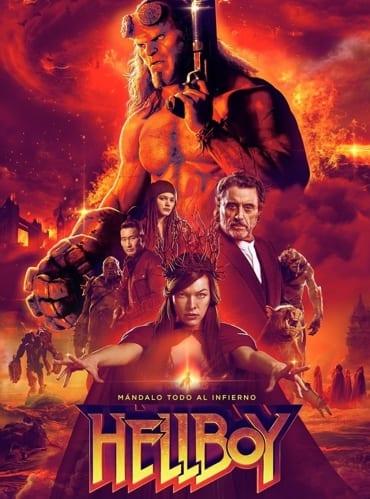 La película Hellboy