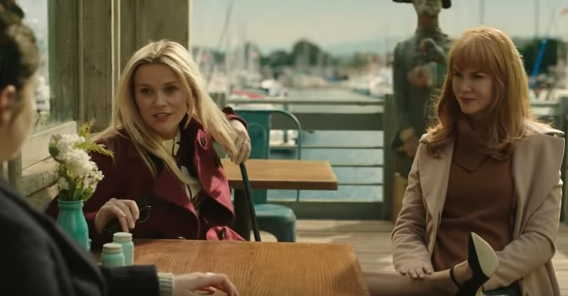 Big little lies protagonistas