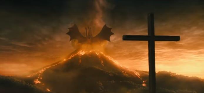 Godzilla Rey de los monstruos, Ghidorah