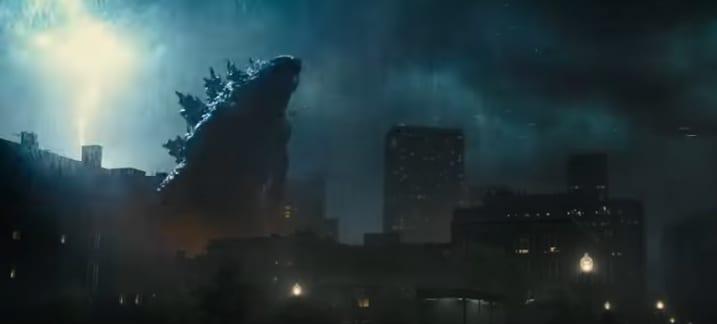 Godzilla Rey de los monstruos, Godzilla