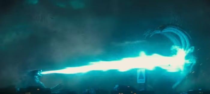 Godzilla Rey de los monstruos, película