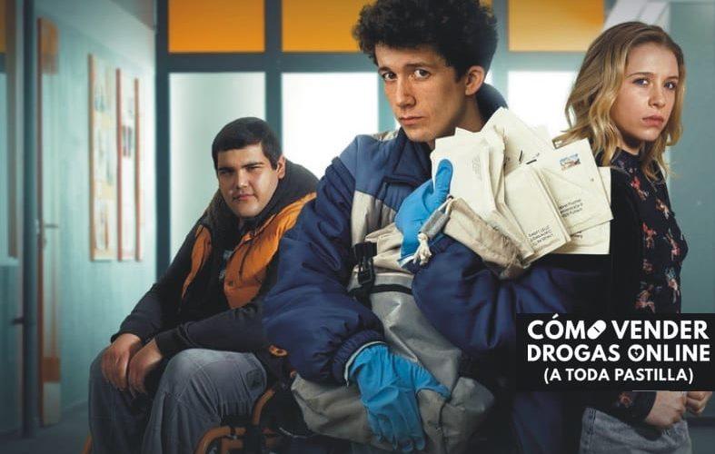 Serie Cómo vender drogas online