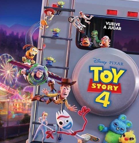 Toy Story 4, película