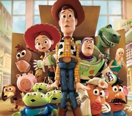 Toy Story mal