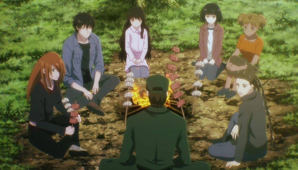 7 Seeds, serie de anime de Netflix