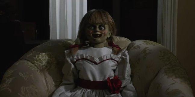 Annabelle vuelve a casa, la muñeca