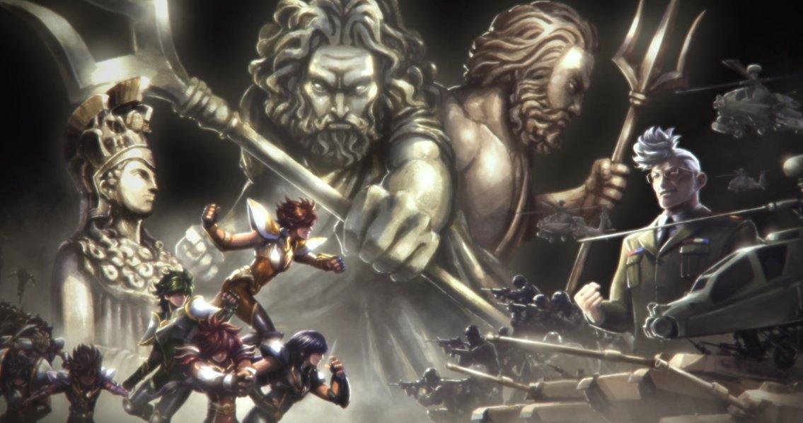 Los Caballeros del Zodiaco, los dos bandos