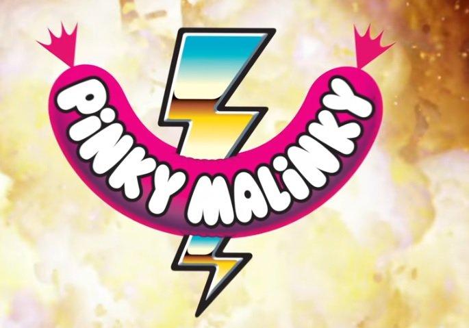 Pinky Malinky logo tercera temporada