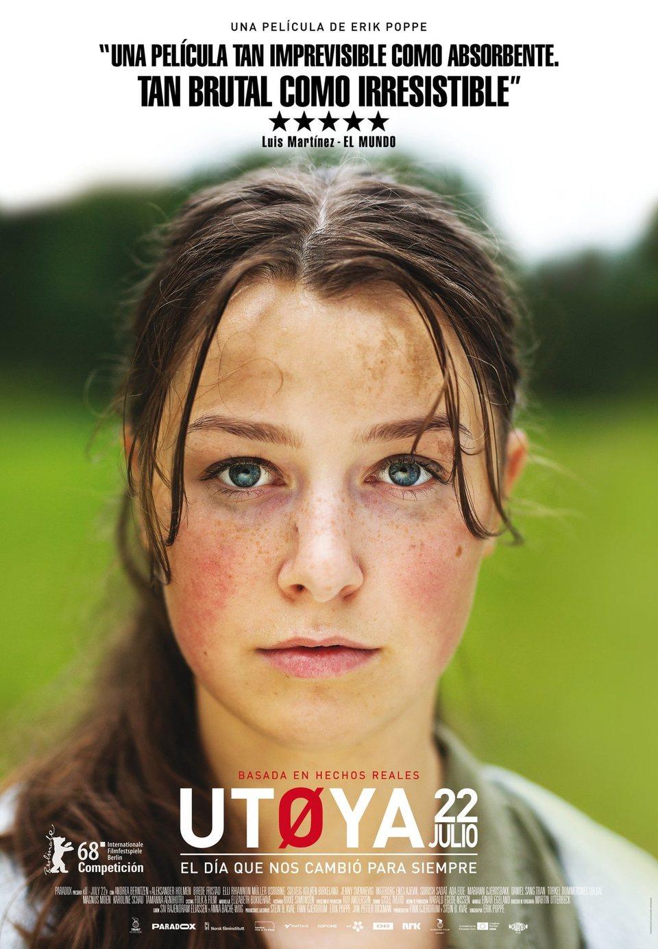 Utøya. 22 de julio