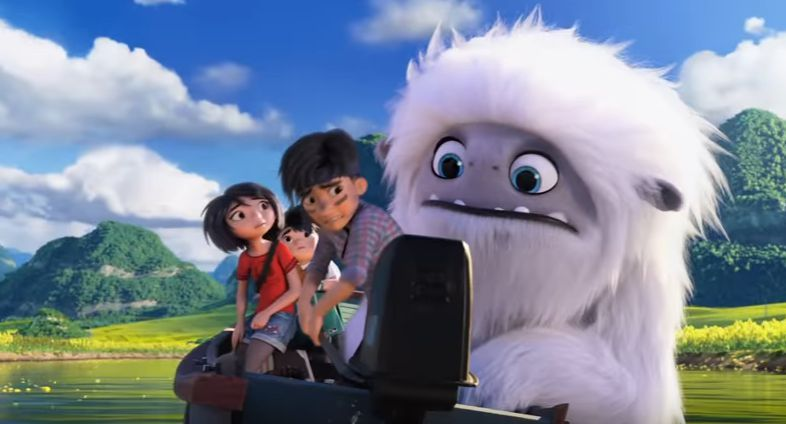 Abominable, protagonistas