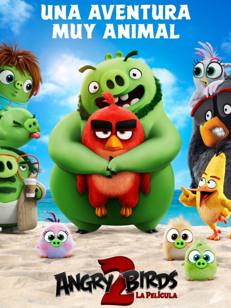 Angry Birds 2.La Película