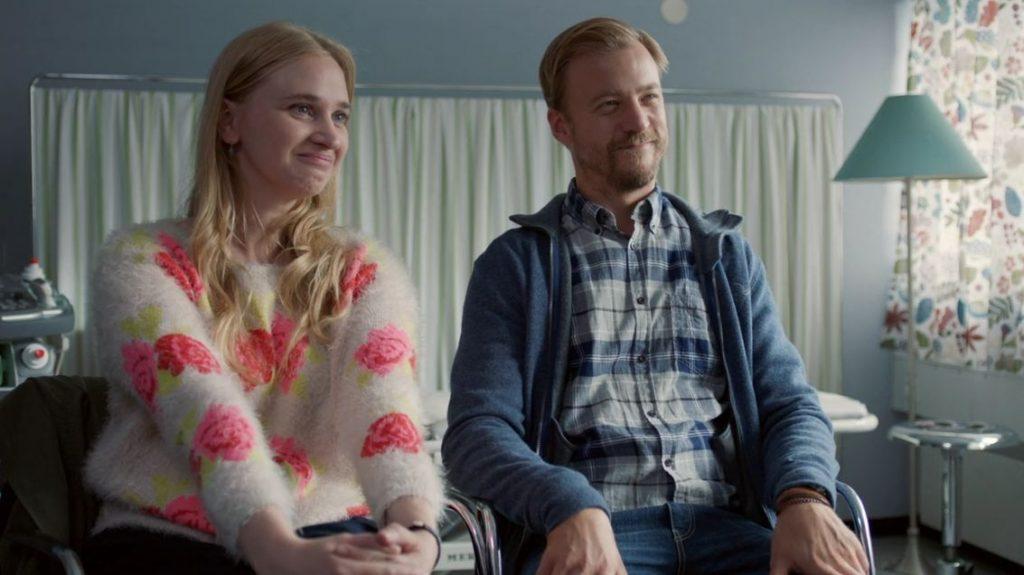 Una familia unida, Lisa y Patrik