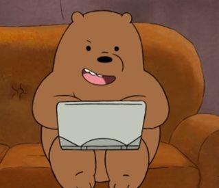 somos osos, Pardo