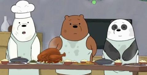somos osos cocinar