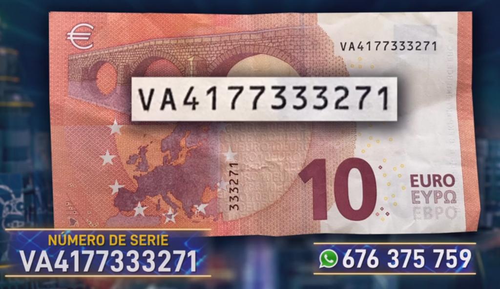Tu billete de 10€ podría valer 6000€
