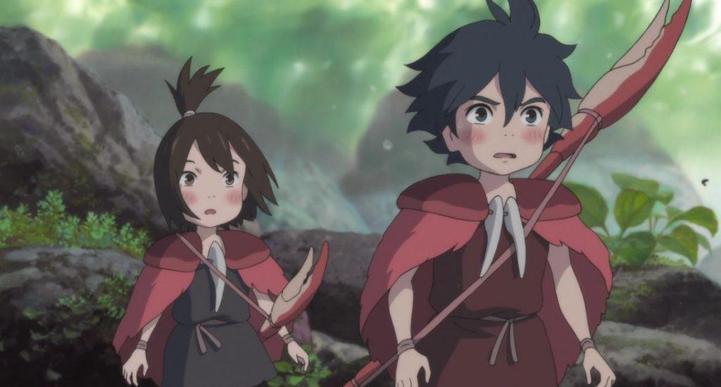 Héroes humildes Kanini y Kanino