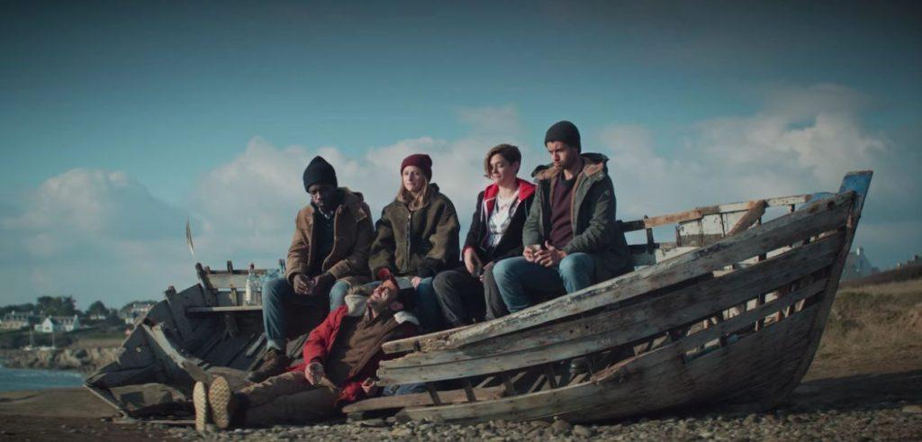 Marianne los chicos de la barca