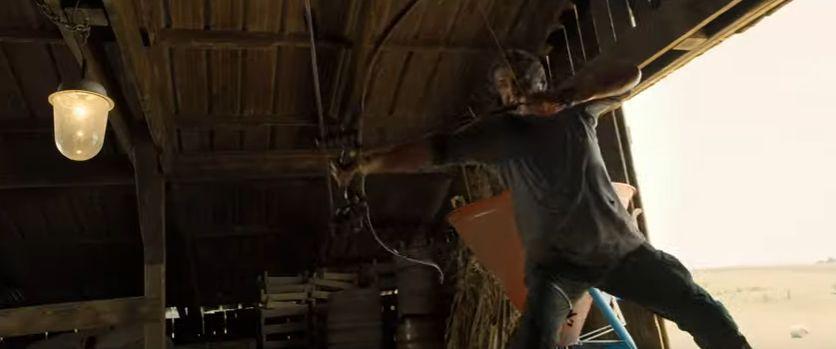 Rambo Last Blood, escena película