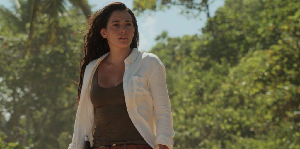 The I-Land Chase, la protagonista principal