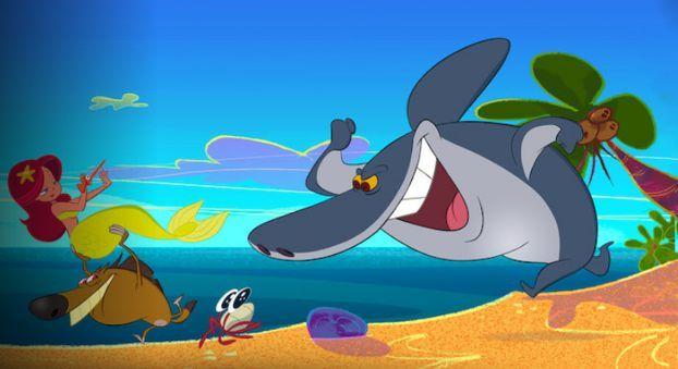 Zig y Shark
