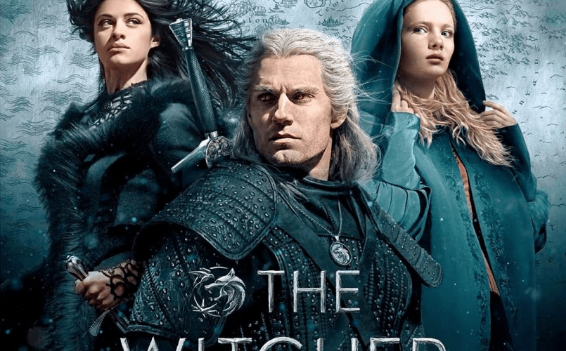 Serie The Witcher