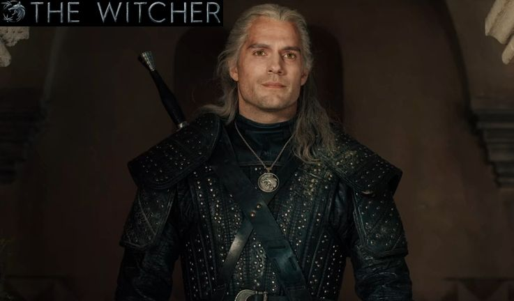 The Witcher, serie